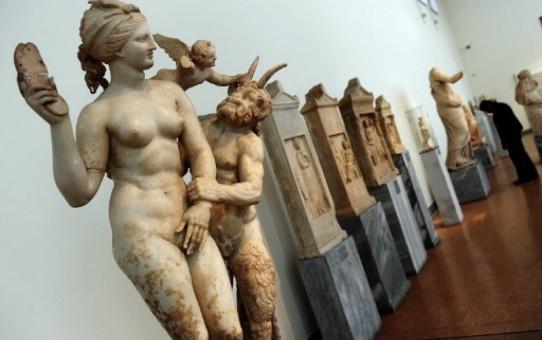 Η ελληνική αρχαιολογία σε κρίση (Greek archaeology in crisis: BBC Report)
