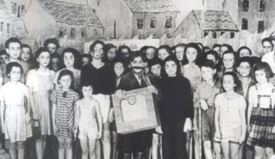 Οι Εβραίοι στην Τερεζίν κι ένα πιάνο